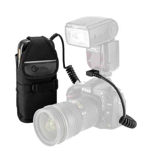 Green Extreme CB12 Compact Battery Pack for Nikon Flashes