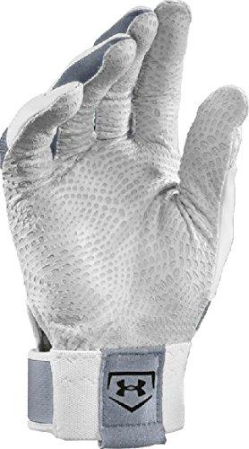 Under Armour Leather Batting Glove - 7