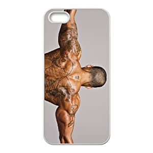 Sports bodybuilding 2 iPhone 4 4s Cell Phone Case White gift zhm004-9288396