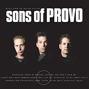 Sons of Provo CD