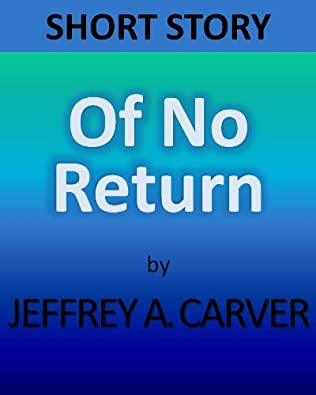 book cover of Of No Return