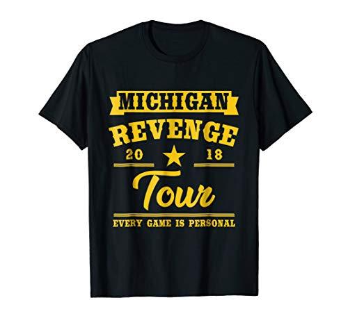 - Michigan Revenge Tour T Shirt