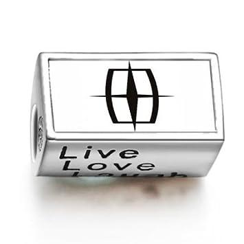 Amazon Com 1001love Lincoln Car Logo Photo Live Love Laugh