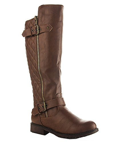 quilted boots - 4