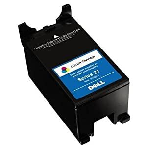 Amazon Com Dell 21 Color Ink Cartridge Xg8r3 330 5274