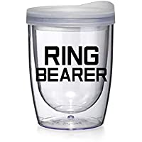 Ring Bearer Proposal - Ring Bearer Gift - personalized Ring Bearer cup - Ring Bearer tumbler - Ring Security Cup