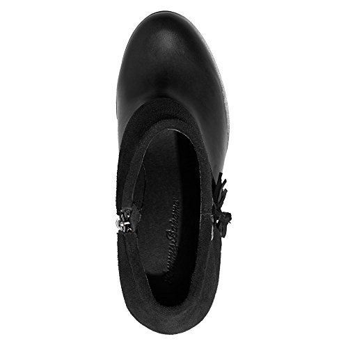 6 Women's boots Lenaluna Bahama M Tommy Black Cobblestone gUvXFq