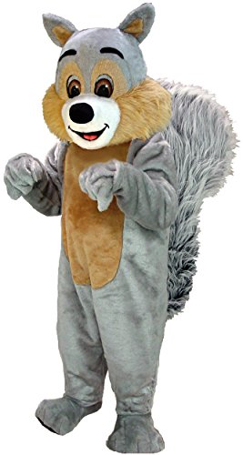 Squir (Big Hands And Feet Costume)