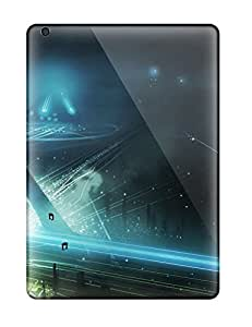 Premium Ipad Air Case - Protective Skin - High Quality For Tron Universe