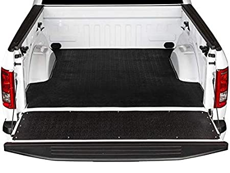 Gator Rubber Truck Bed Mat (Fits) 2009-2018 (2019 Classic Body) Dodge Ram 6.4 Foot Bed Only Bed Liner Gator Covers Rubber Bed Mats