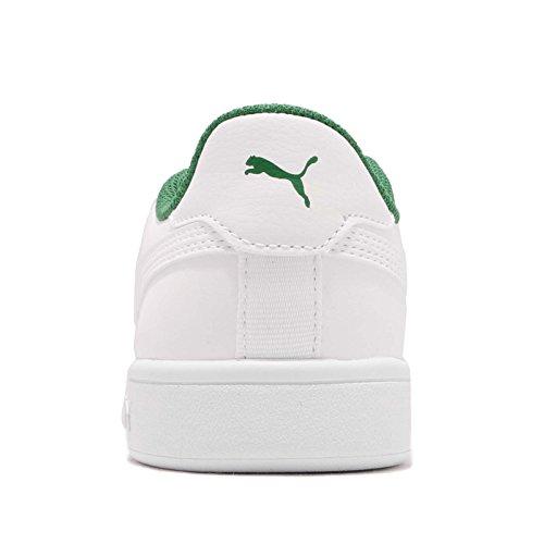 45 Sneakers V2 Verde 366910 Smash V Bianco Puma Bianco 01 tp87wqPtOx
