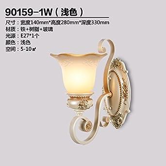 Avanthika E27 Créatif Rétro Applique Murale Intérieur Vintage Lampe