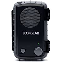 EcoXpro Waterproof Case with Built-In Speaker and Waterproof Headset Jack for Smartphones/MP3 Players, Black (GDI-EGPRO101)