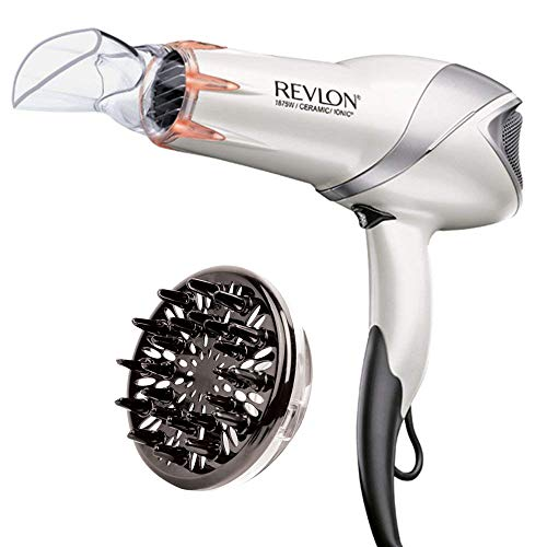 Revlon 1875W Infrared Hair Dryer for Faster Drying & Maximum Shine (Best Chi Hair Dryer Review)