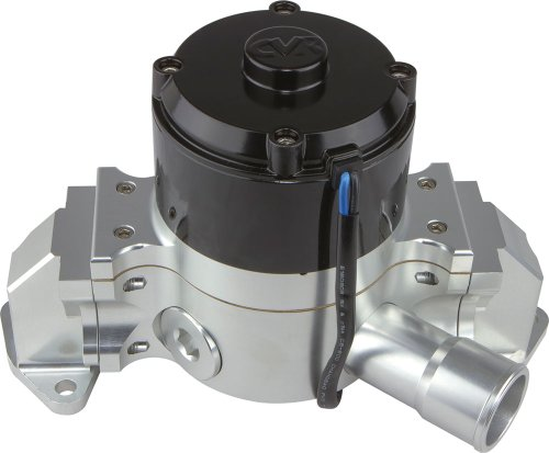 CVR Performance 8502CL Clear Billet Aluminum Electric Water Pump by CVR Performance (Image #1)