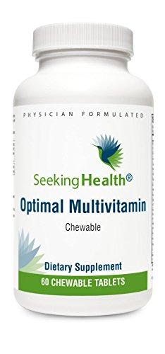 Optimal Multivitamin Chewable Seeking Health