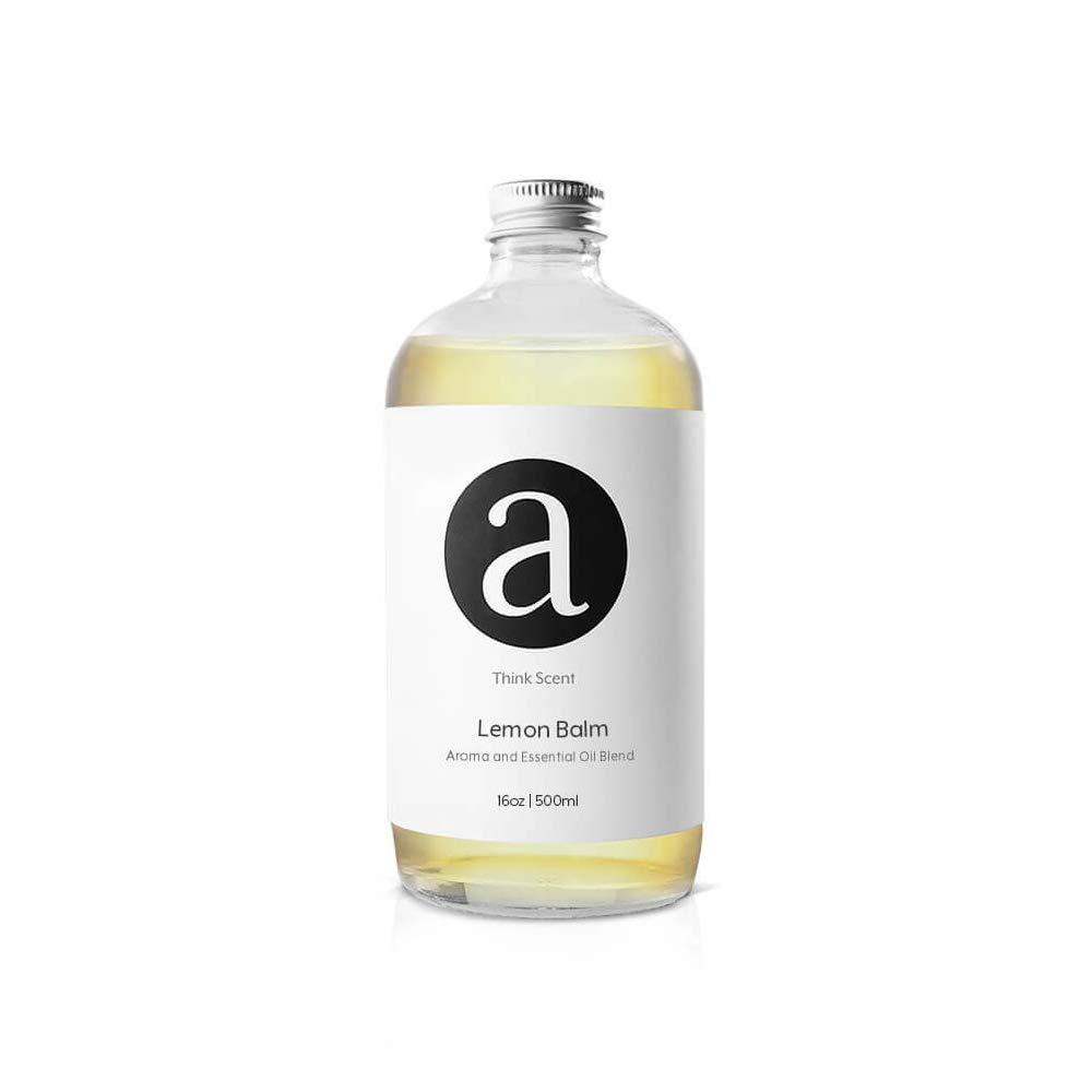 Lemon Balm for Aroma Oil Scent Diffusers - Half Gallon