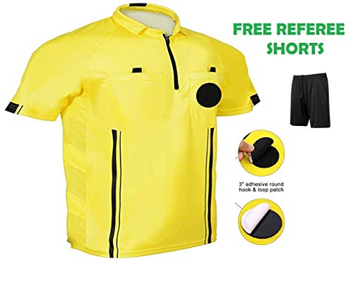 reffing uniform soccer - 4