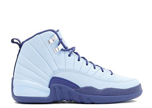 Avispas Nike Air Jordan 12 Retro Gg (gs) - 510815-418 - Tamaño 6