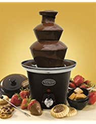 Chocolate Fondue Fountain CFF-965 Nostalgia Electrics ;P#O455K5/U 7RK-B288467