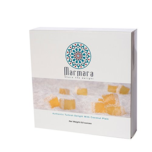 Marmara Authentic COCONUT Turkish Confectionery