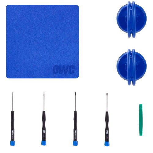 OWC Complete SSD Upgrade Kit For 2009, 2010, 2011 27-inch iMacs; OWC 1.0TB 3G SSD, Data Doubler Optical Bay Mounting Solution, Installation tools by OWC
