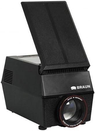 Braun Photo Technik 10052 proyector de diapositiva: Amazon.es ...