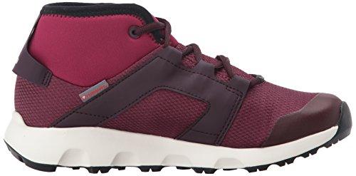 10 Cw Donna Terrex W 5 dark Burgundy Ruby Outdoors80809 Mystery black Adidas Voyager Cp CwX4W