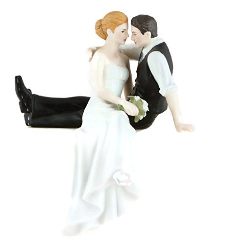 (Weddingstar The Look of Love Bride and Groom Couple Figurine for Cakes)