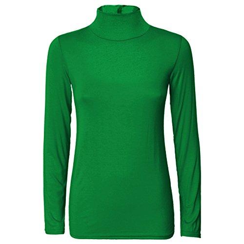Runway Splash - Polo - para mujer Verde