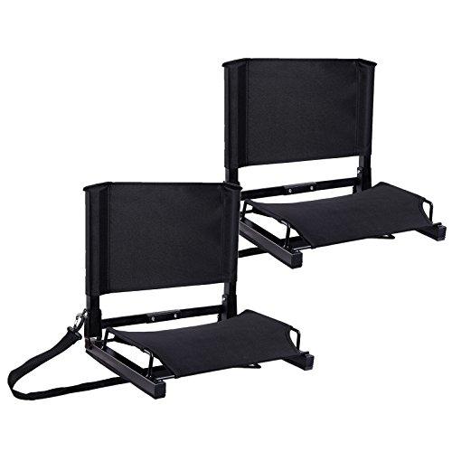 folding metal stadium seats - 2