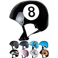 Skullcap® Casco BMX - Casco Skate - Casco Bici
