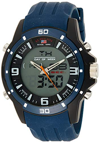 U.S. Polo Assn. Sport Men's US9493 Analog-Digital Watch