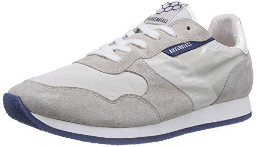Bikkembergs 641074, Sneaker basse Uomo Beige (Beige (Beige))