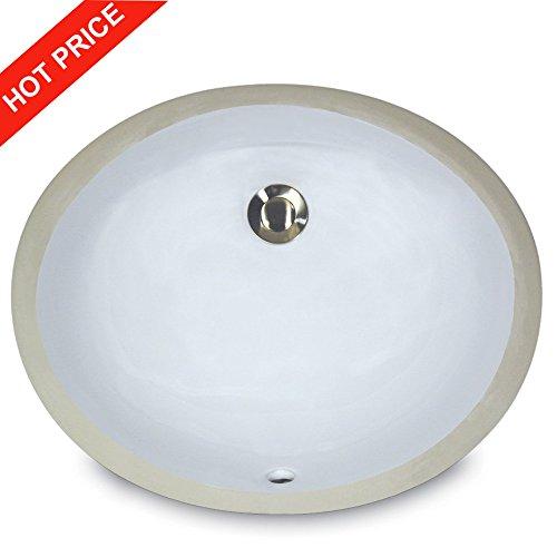 Oval Bath Sink - 1