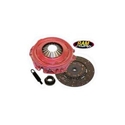 Eckler's Premier Quality Products 50342408 Chevelle And Malibu Ram Clutch Set Powergrip Big Block 396 And 402 V8