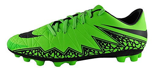 Phelon Nike R Scarpe Calcio STRIKE Hypervenom BLACK GREEN AG II da Uomo O46Ow