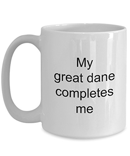 Raisy Gear Great Dane Coffee Mug