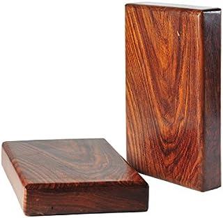 Bloc en Bois de Sésame - 30cm x 20cm x 5cm