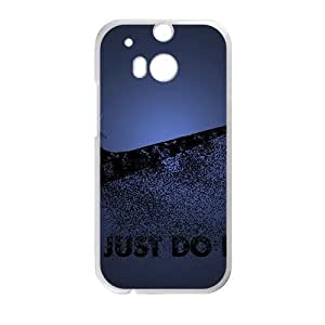HUAH The famous sports brand Nike fashion cell phone case for HTC One M8 by icecream design