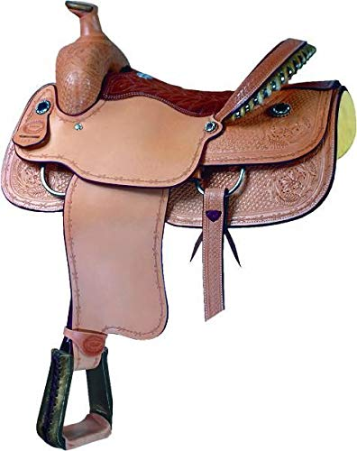 Billy Cook Saddlery Brownwood Saddle Smooth Out (Furniture Rawhide Company)