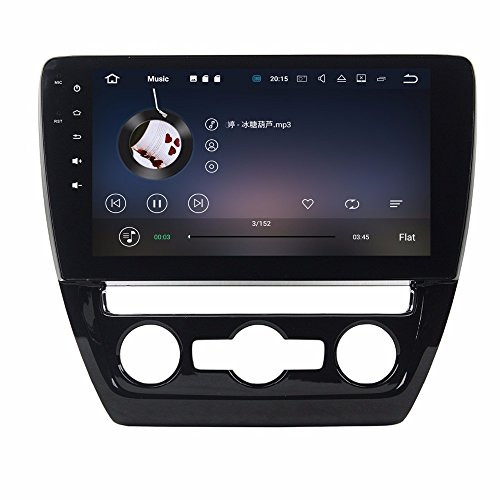 BoCID Android 7.1 Car Radio DVD GPS Multimedia Head Unit for VW Volkswagen SAGITAR 2015 2016 With 2GB RAM Bluetooth WIFI Mirror-link by BoCID (Image #3)'