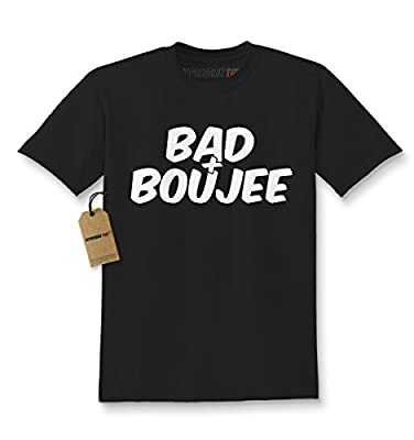 Expression Tees Bad And Boujee Kids T-shirt