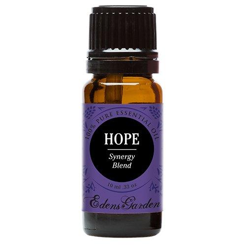 Edens Garden Hope 10 ml 100% Pure Therapeutic Grade GC/MS Tested (Spanish Rosemary, Tangerine, Lemongrass, Sweet Orange, Cassia)