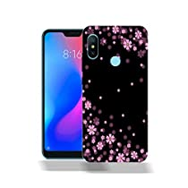 Go Hooked Flexible Printed Back Cover for Redmi 6 Pro 2646