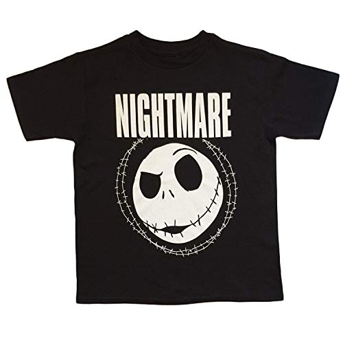 The Nightmare Before Christmas Boys Jack T Shirt (L (10/12))