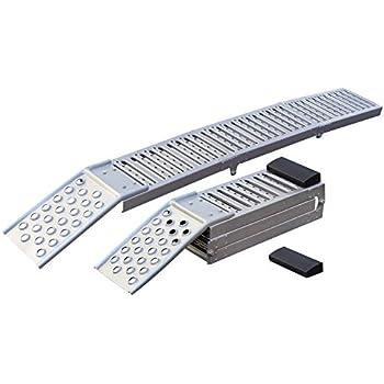 Amazon Com Larin Fsr 2sl Folding Steel Atv Truck Ramp