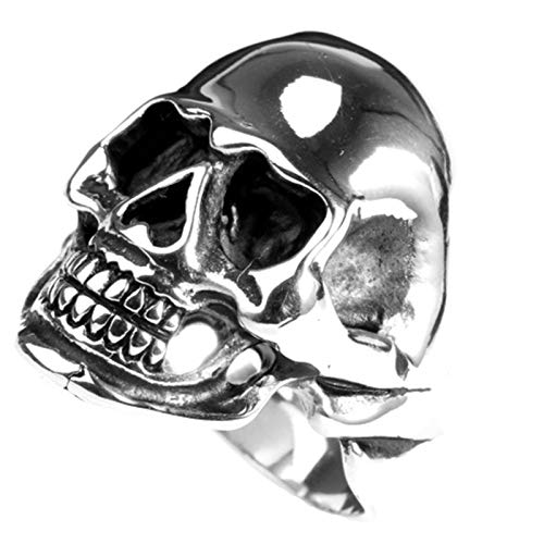 AmDxD Jewelry Stainless Steel Rings Women Punk Rock for sale  Delivered anywhere in Canada