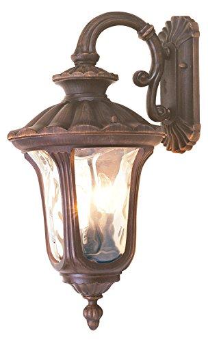 Imperial Bronze Wall Lantern