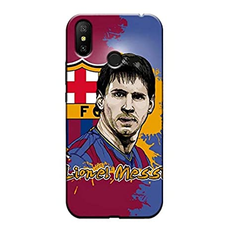 76f66309431 Shoptrip's Mobile Printed Plastic Back Cover for Xiaomi Redmi 6 Pro-Lionel  Messi: Buy Shoptrip's Mobile Printed Plastic Back Cover for Xiaomi Redmi 6  ...
